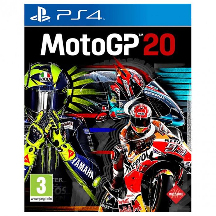 MotoGP 20 igra PS4