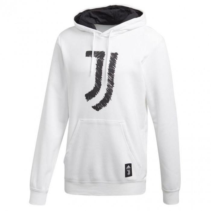 Juventus Adidas DNA Graphic pulover sa kapuljačom