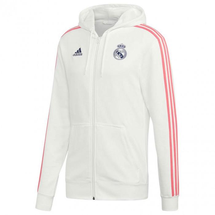 Real Madrid Adidas 3S Kapuzenjacke