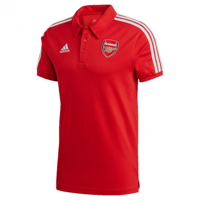 Arsenal Adidas 3S Poloshirt