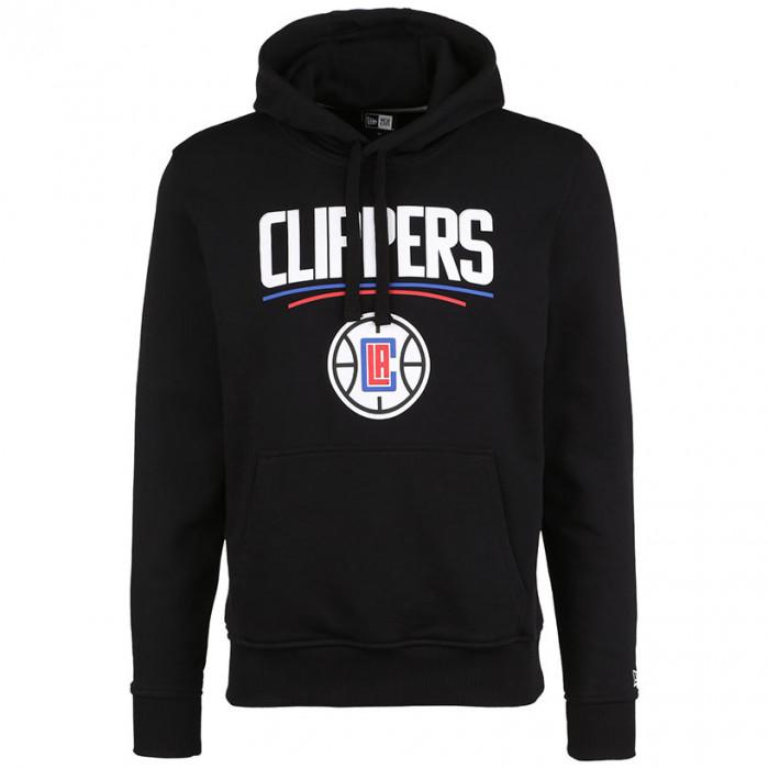 Los Angeles Clippers New Era Team Logo pulover sa kapuljačom