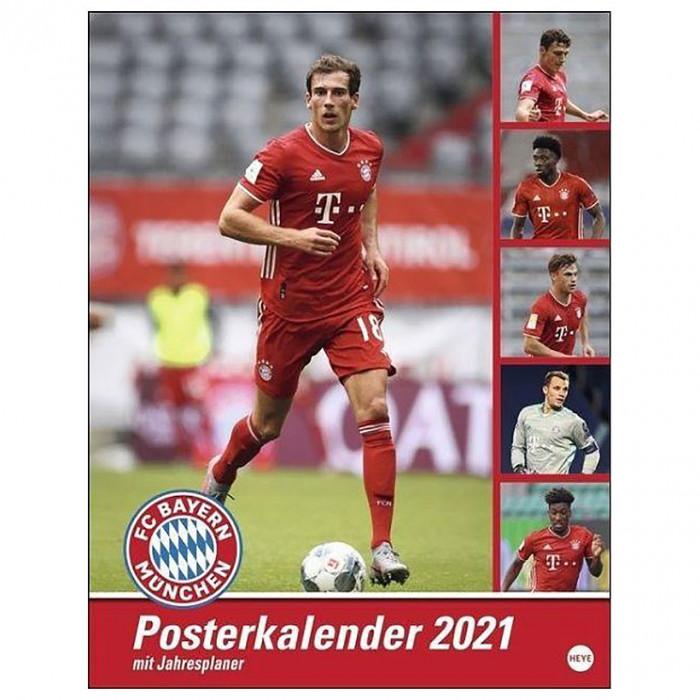 FC Bayern München calendario 2021