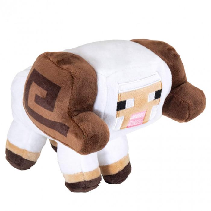 Minecraft Jinx Earth Happy Explorer Horned Sheep plišasta igrača
