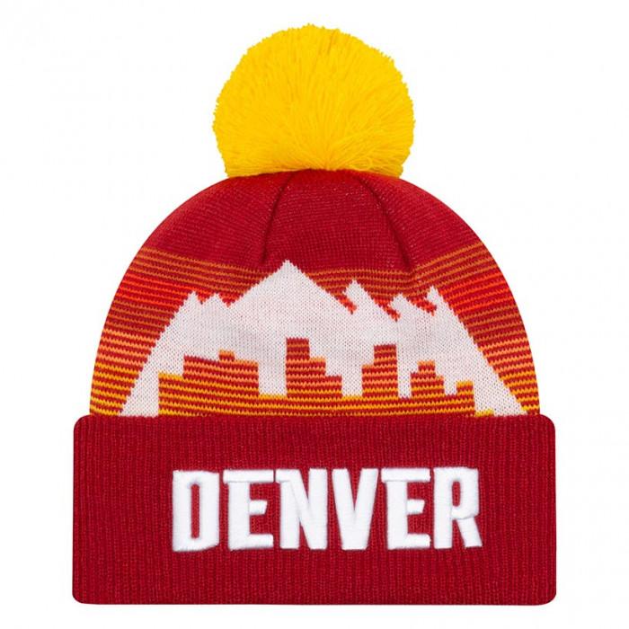 Denver Nuggets New Era 2020 City Series Official zimska kapa