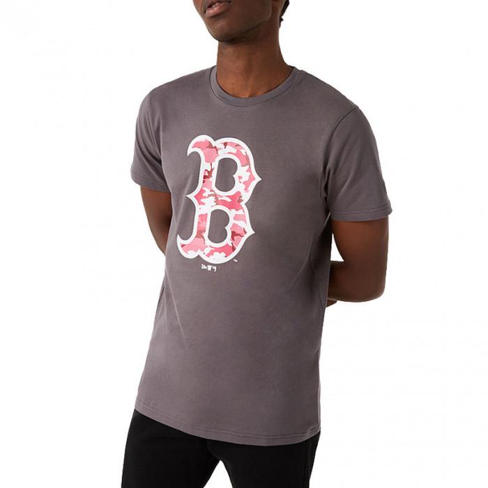 Boston Red Sox New Era Camo Logo majica