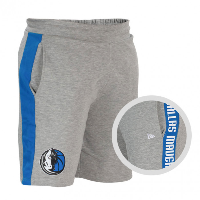 Dallas Mavericks New Era Contrast Panel kratke hlače