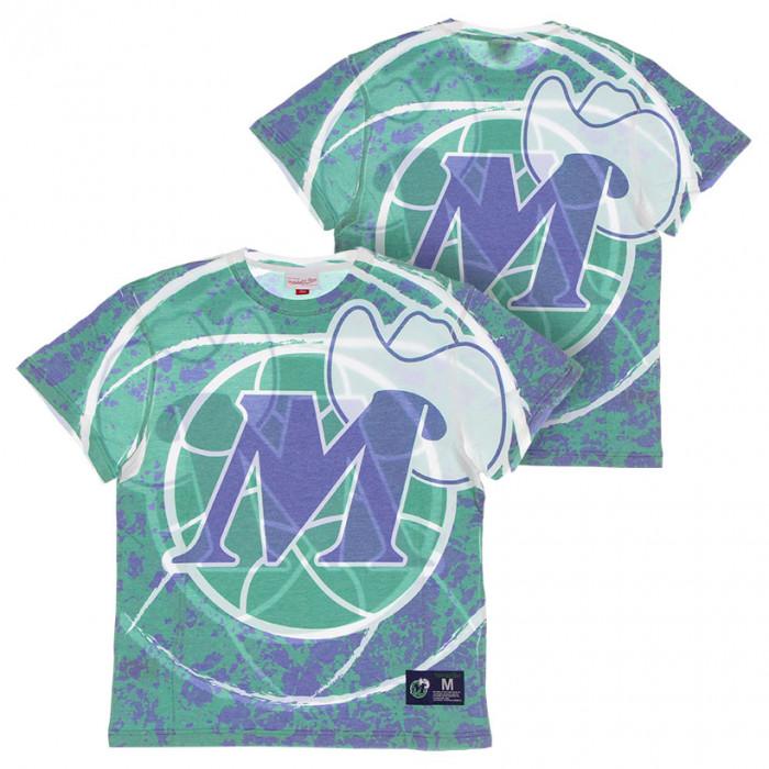 Dallas Mavericks Mitchell & Ness Jumbotron majica