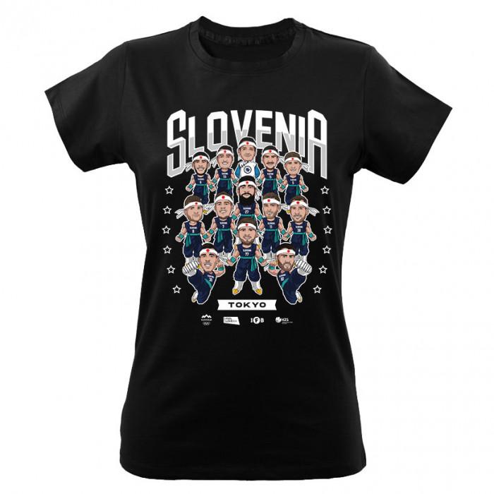 Slovenija KZS Tokyo ženska majica