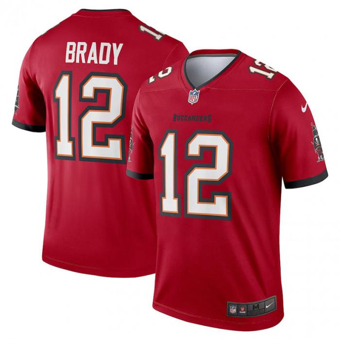 Tom Brady 12 Tampa Bay Buccaneers Nike Legend dres