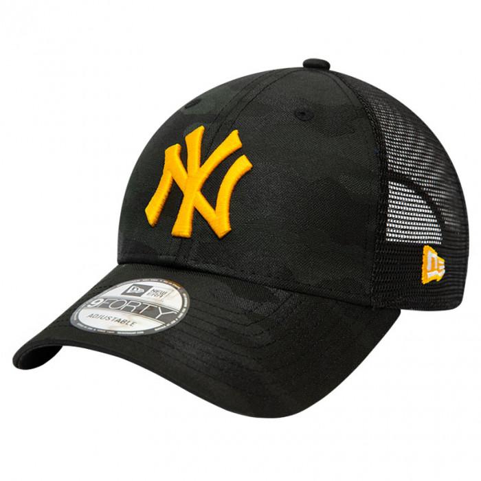 New York Yankees New Era 9FORTY Trucker Home Field kapa