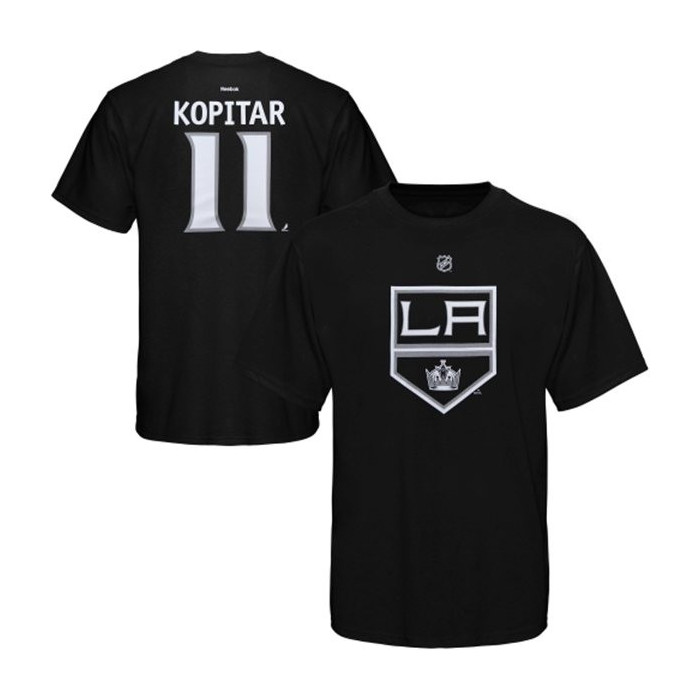 Majica dječija Reebok Los Angeles Kings Anže Kopitar 11