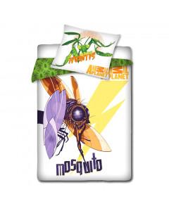 Planet živali posteljnina komar 140x200