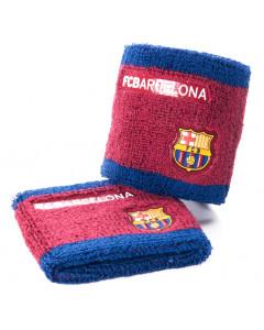 FC Barcelona Armband Schweissband Pulswärmer
