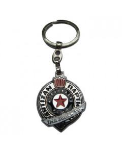 KK Partizan Schlüsselanhänger