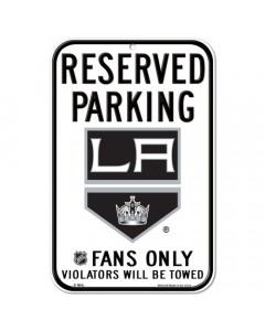 """Los Angeles Kings tabla """"Reserved Parking"""""""