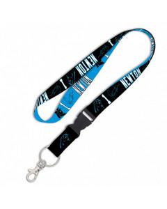Carolina Panthers Schlüsselhalsband Cam Newton