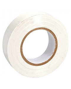 Select Socken-Klebeband 19mmx15m weiß