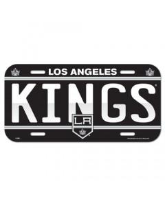 Los Angeles Kings avto tablica