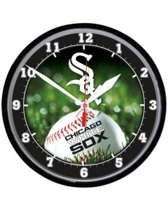 Chicago White Sox Wanduhr
