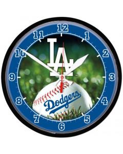 Los Angeles Dodgers Wanduhr