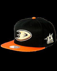 Anaheim Ducks Mitchell & Ness Mütze NHL 2017 All Star Game (464VZ)