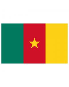 Kamerun zastava 152x91