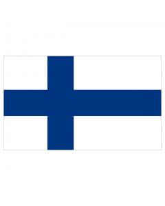 Finska zastava 152x91