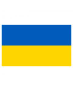 Ukrajina zastava 152x91