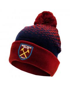 West Ham United Wintermütze