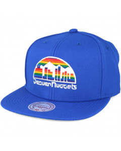 Denver Nuggets Mitchell & Ness Wool Solid/Solid 2 kapa