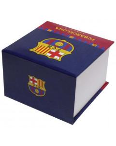 FC Barcelona papirnata kocka