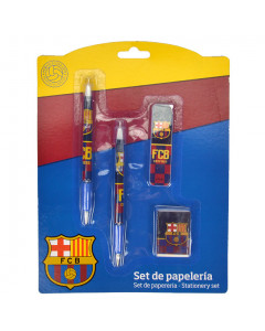 FC Barcelona set šolskih potrebščin