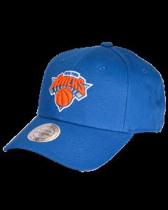 New York Knicks Mitchell & Ness Low Pro Mütze