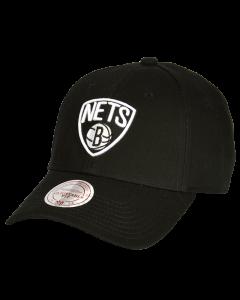 Brooklyn Nets Mitchell & Ness Low Pro kapa