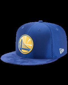 New Era 9FIFTY On-Court Draft kapa Golden State Warriors (11477279)