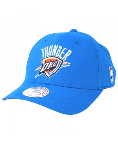 Oklahoma City Thunder Mitchell & Ness Flexfit 110 Low Pro Mütze