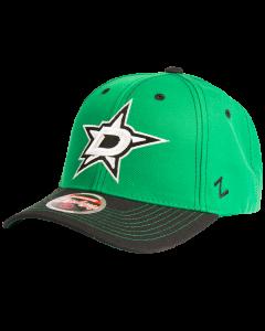 Dallas Stars Zephyr Staple kapa