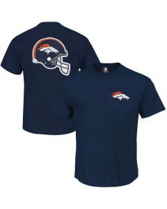 Denver Broncos NFL Helmet Logo majica