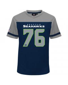 Seattle Seahawks Mesh V-Neck majica