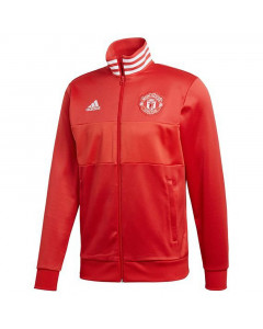Manchester United Adidas 3 Stripes Track Top Jacke (CY7225)