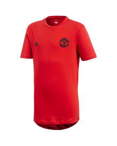 Manchester United Adidas Kinder T-Shirt (CV6185)