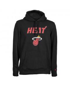 Miami Heat New Era Team Logo PO pulover sa kapuljačom (11530757)