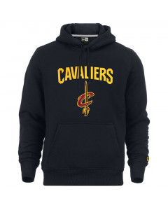 Cleveland Cavaliers New Era Team Logo PO pulover s kapuco (11530760)