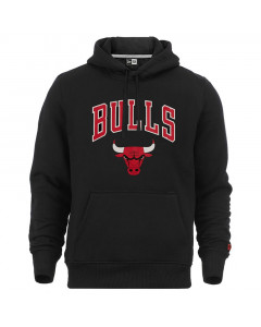 Chicago Bulls New Era Team Logo PO pulover sa kapuljačom (11530761)