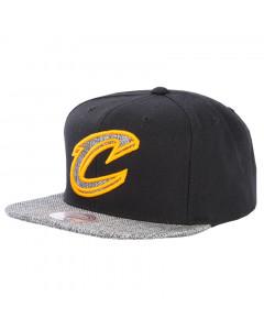 Cleveland Cavaliers Mitchell & Ness Woven TC kapa