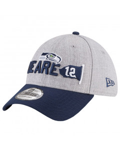 Seattle Seahawks New Era 39THIRTY Draft On-Stage Mütze (11595889)