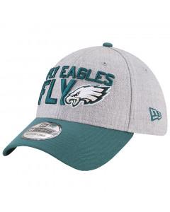 Philadelphia Eagles New Era 39THIRTY Draft On-Stage Mütze (11595892)