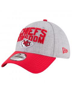 Kansas City Chiefs New Era 39THIRTY Draft On-Stage kapa (11595902)