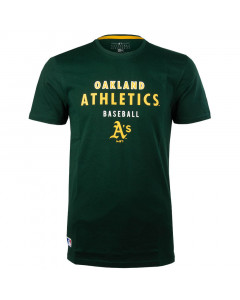 Oakland Athletics New Era Team Apparel Classic majica (11569459)