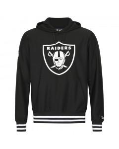 Oakland Raiders New Era Dry Era pulover s kapuco